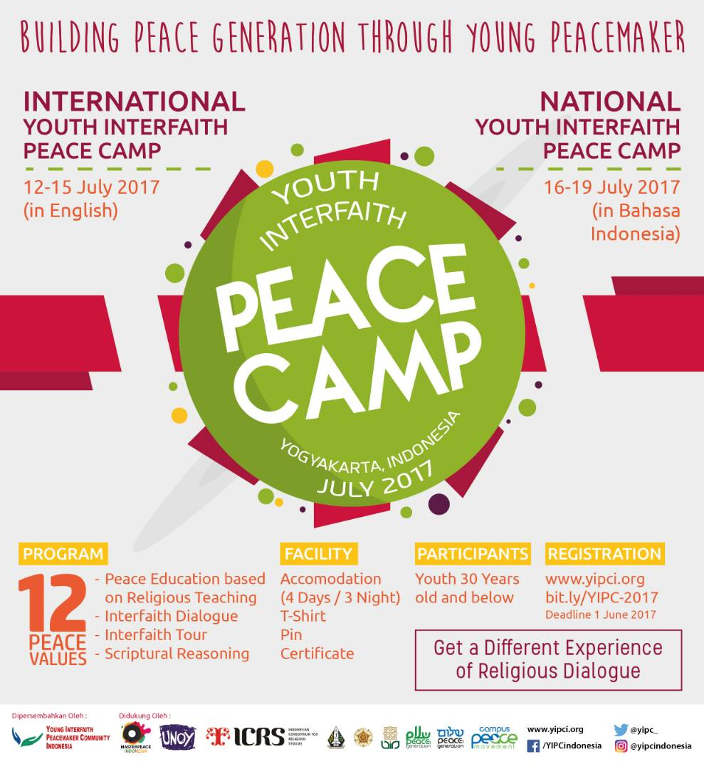 Youth Interfaith Peace Camp 2017